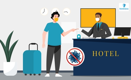 Ways to Keep Safe when Industries & Hotels are Re-opening